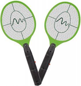 bien choisir une raquette anti-moustique
