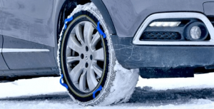 chaussettes à neige pour voiture