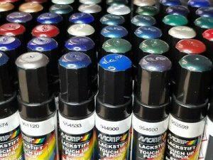 meilleur stylo de retouche peinture
