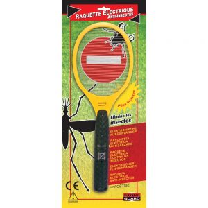 meilleure raquette anti-moustique