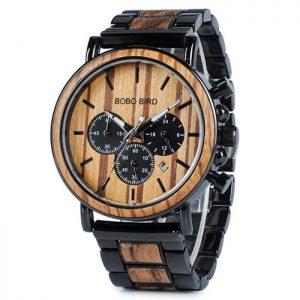 bien choisir une montre en bois