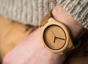 meilleure montre en bois